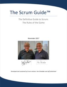 The Scrum Guide